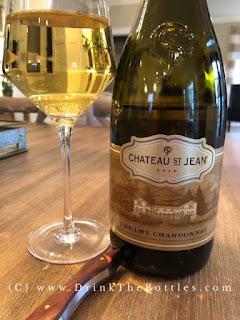 2016 Chateau St Jean Creamy California Chardonnay