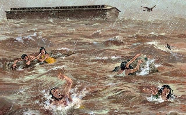 Penyebab Kegagalan Nabi Nuh Mendidik Anaknya yang Bernama Kan'an Menjadi Durhaka