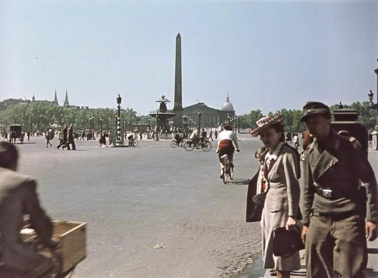 France During The German Occupation 54 Amazing Color