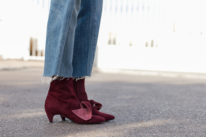 Blogger influencer Tendencias en Zapatos temporada otoño invierno Adicta a los zapatos