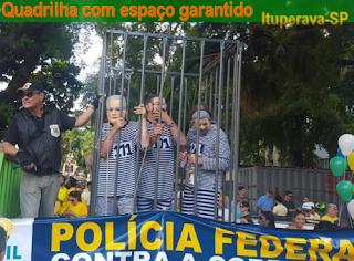 Ituperava-SP quadrilha do PT espaço garantido na cadeia