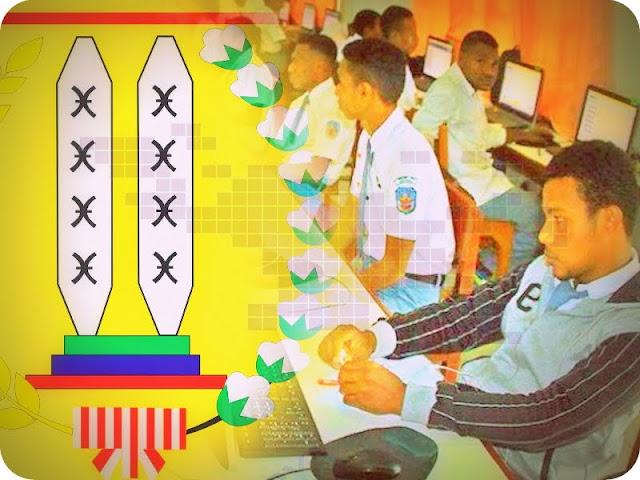 Peserta UNBK di Kota Jayapura Capai 3176 Siswa