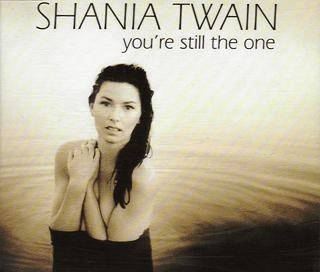 Shania Twain You're Still The One 1998