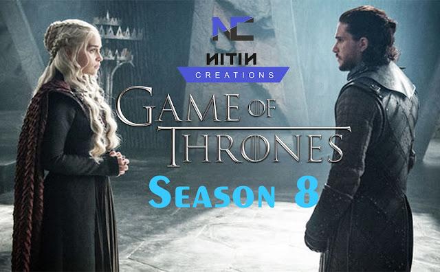 Game of Thrones Season 8 Premieres In April 2019