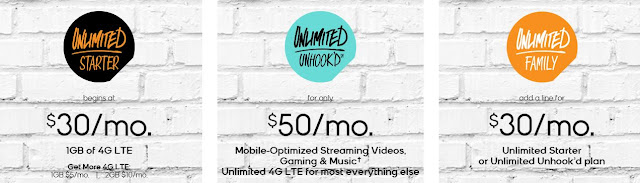 Boost Mobile phone plans with unlimited data