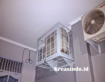 Jasa Kerangken AC dan Kerangkeng Pompa Air di Jakarta