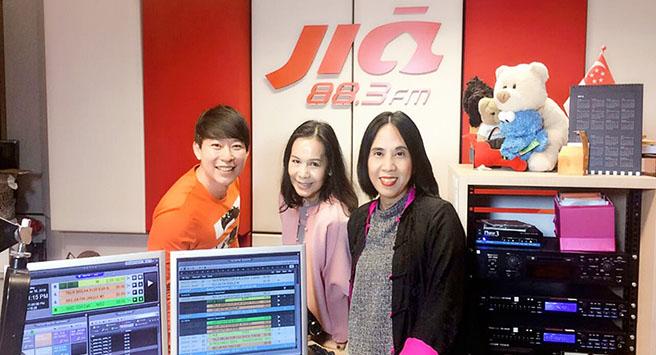 88.3Jia FM