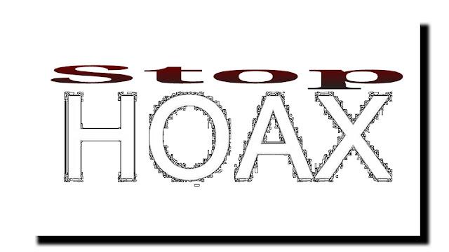 berita informasi hoax
