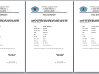 SK Pengambilan PIP/BSM di Bank Format Word