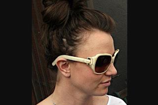 Britney Spears Implante cabello