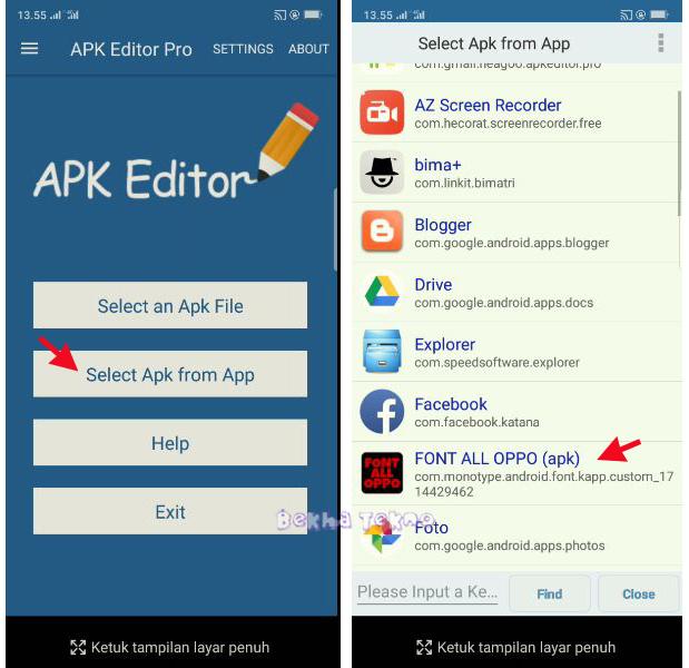 Cara Ganti Font Oppo A3S Ram 2/3GB Terbaru Dengan Mudah Tanpa Root Dijamin Berhasil 100%