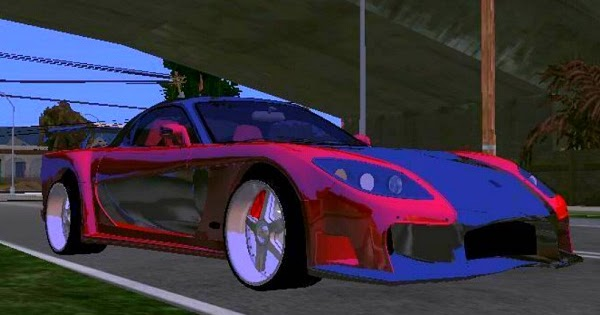 5700 Mod Mobil Gta Sa Android Dff Only No Txd HD