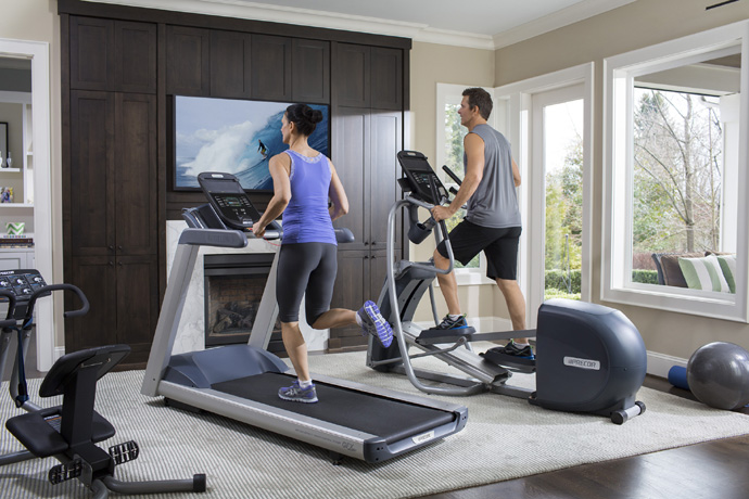 Buying Home Fitness Equipment