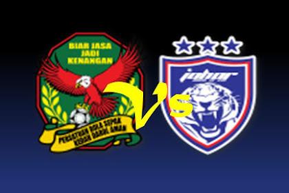 Live Streaming KEDAH Vs JDT #Piala Presiden 2019
