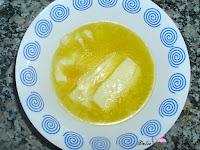 Mantequilla medio derretida