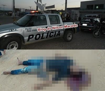 TRINDADE-PE: Segurança de 36 anos é assassinado com tiro na cabeça