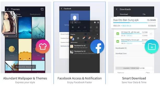 Download UCBrowser Versi Terbaru APK Full Gratis Update