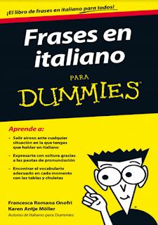 Descargar ebook pdf aprender italiano gratis Frases en italiano para Dummies