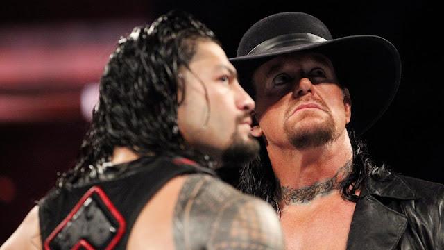 Undertaker-Vs-Roman Reigns Payback 2017 Predictions
