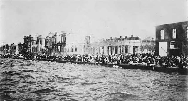 Αποτέλεσμα εικόνας για πρόσφυγες στην ελλάδα το 1922