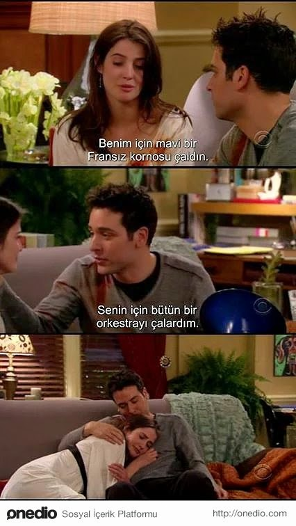 how i met your mother diyalogları