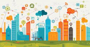 أهم-تطبيقات-إنترنت-الأشياء-داخل-المدن