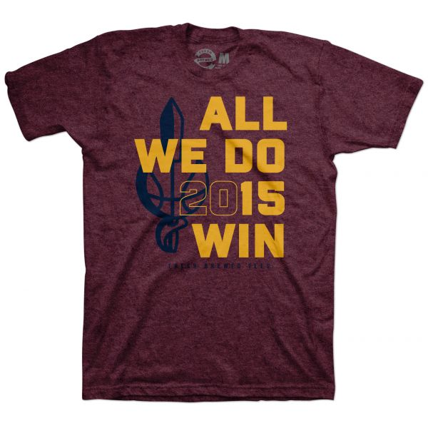 Cleveland Magazine: Cavs Fan Guide: Five Must-Have T-shirts