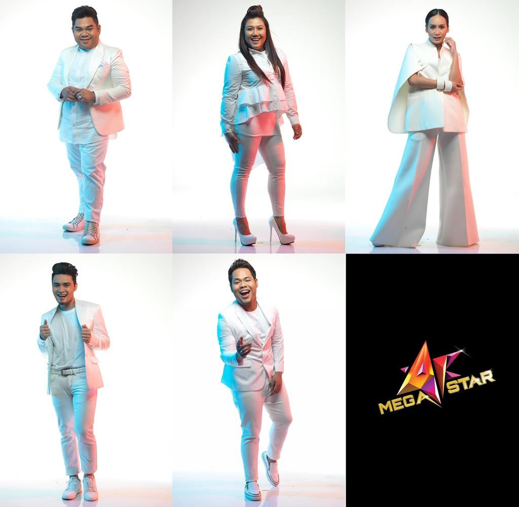 Senarai Lagu Baru AF Mega Star 2017