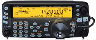Kenwood TS-480SAT Transceiver