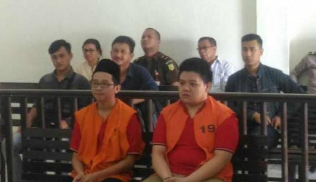 Bawa Narkoba, Dua Warga Negara Malaysia Didakwa Hukuman Mati