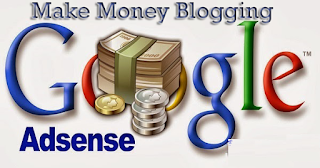 How to Make Money Blogging with google adsense