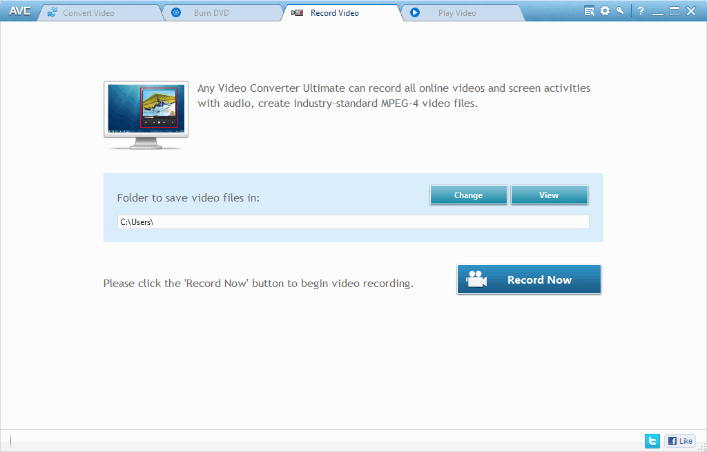 Any Video Converter Ultimate  Reg