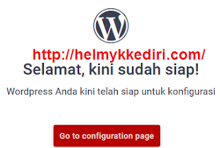 Tutorial membuat blog wordpress selfhosting gratis0