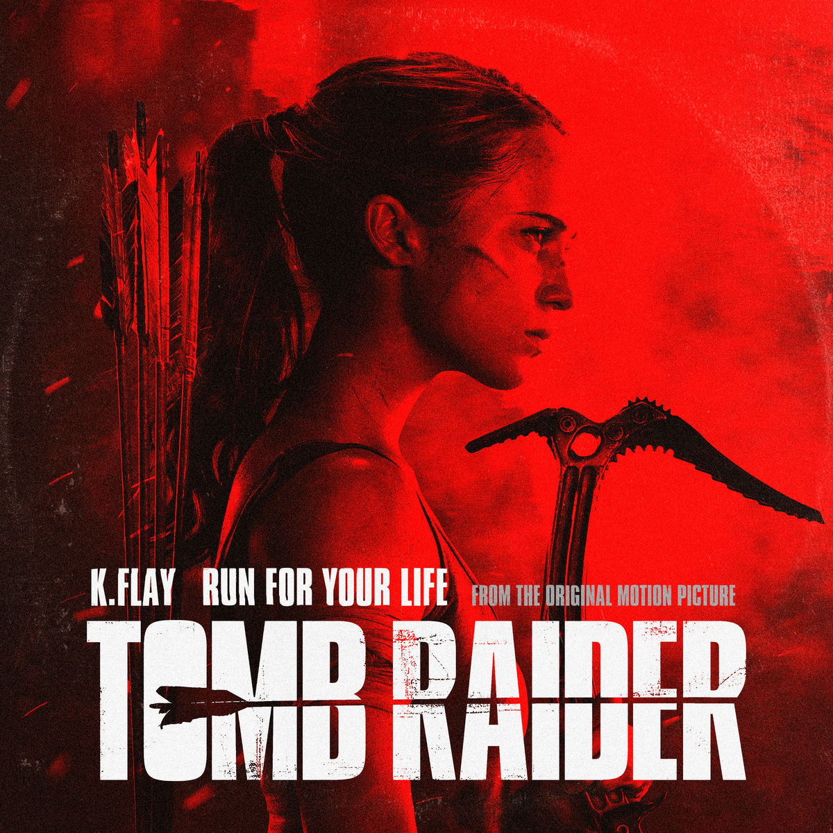 The Music Of Tomb Raider K Flay Releases Music Video For