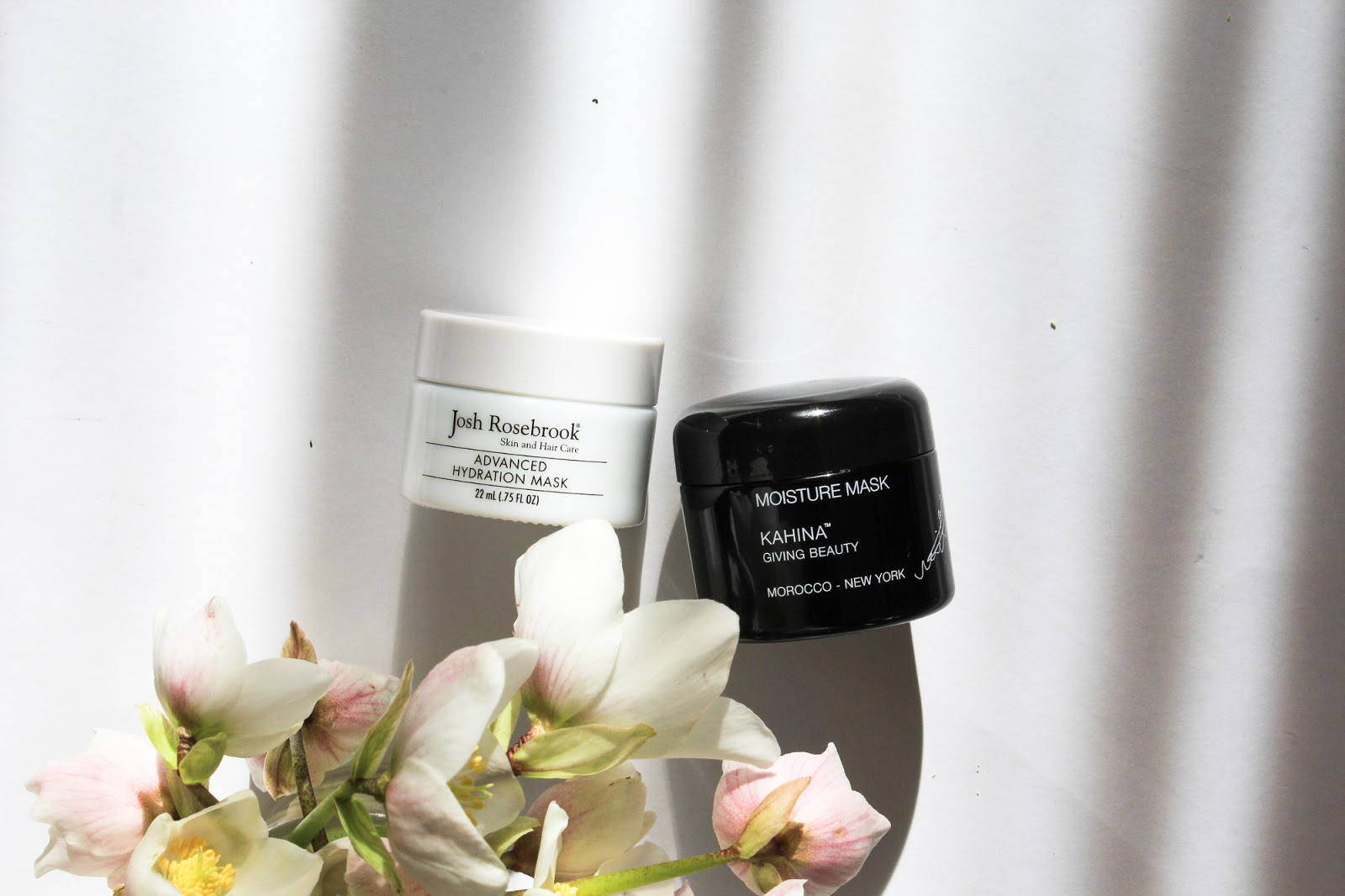 Josh Rosebrook Advanced Hydration Mask, Kahina Giving Beauty Moisture Mask. Beauty Heroes, Clean Beauty Box