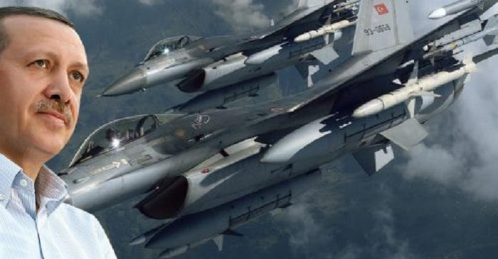 Αποκάλυψη Reuters: F-16 επιχείρησαν να καταρρίψουν το αεροσκάφος του Ερντογάν