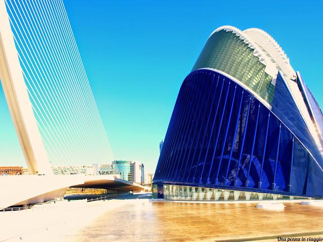 agorà la Città delle Arti e delle Scienze di Valencia