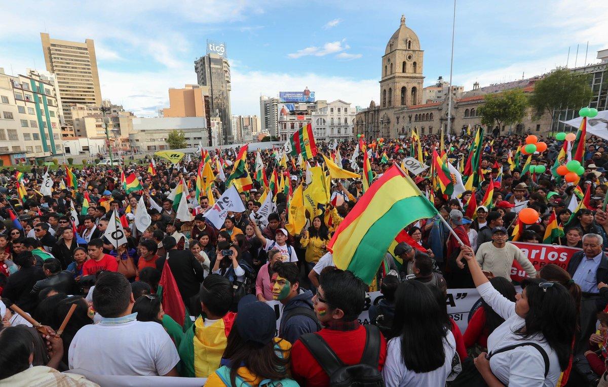 Líderes opositores por pugnas no logran capitalizar la mayoritaria voz ciudadana / EFE ARCHIVO