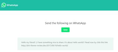 Cara pasang widget WhatsHelp di blogger kita dengan mudah