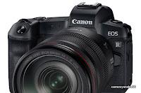 CANON EOS Rの写真