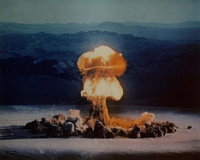 Radioactive carbon from nuclear bomb tests found in deep ocean trenches