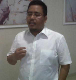 Anwar Sadad Sekretaris DPD Partai Gerindra Jatim