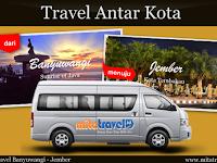Jadwal Mita Travel Banyuwangi - Jember