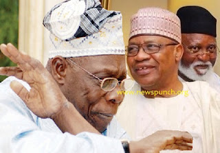 Obasanjo, IBB and Abdulsalami