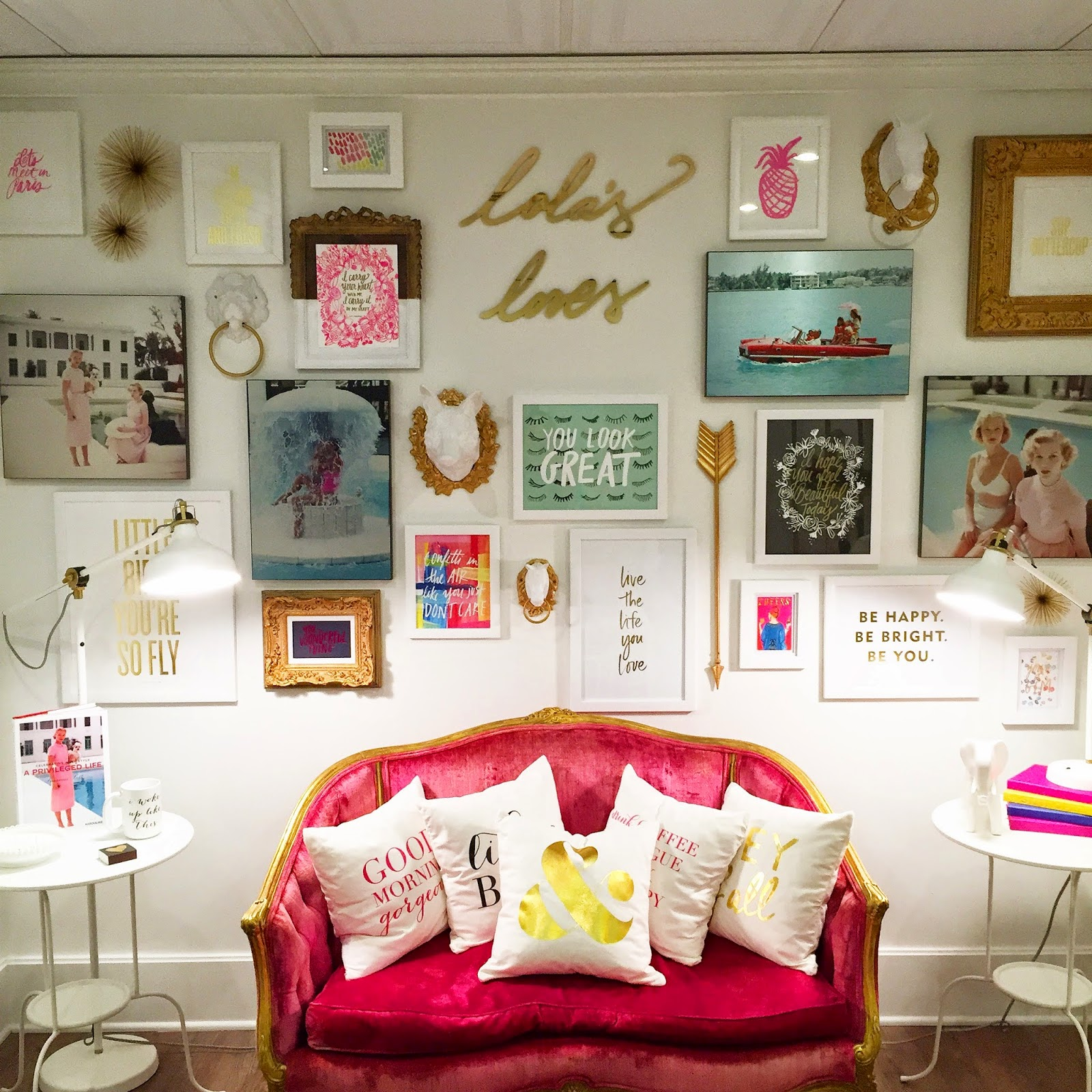 Bedazzles After Dark: Moon And Lola Cameron Village Store ...