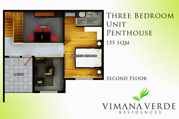 Robinsons Right Homes Vimana Verde Residences