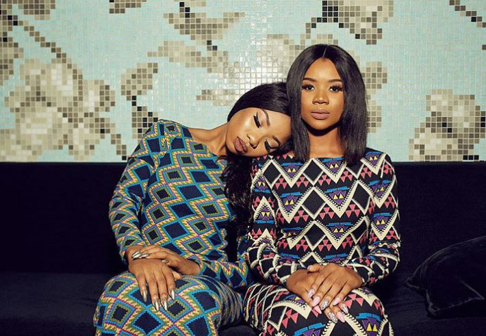 "MoCheddah & younger sister slay as she launches new clothing line, ""Bolanle"""