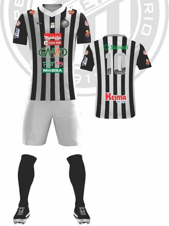 Para participar da votação e ajudar a escolher os novos uniformes do  Fantasma 3d7a9f5b4fa54
