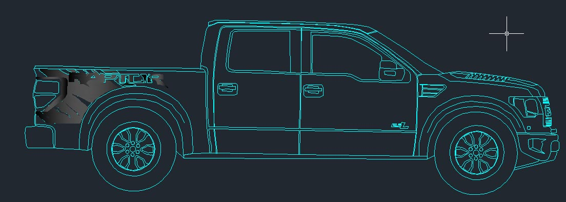 Autocad 2d Car Related Keywords & Suggestions - Autocad 2d
