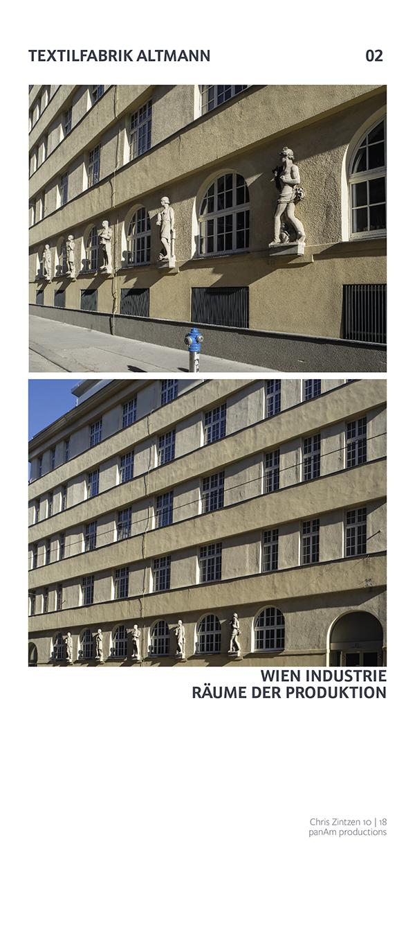 ⧇ Fleiss und Industrie ⧇ Textilfabrik Altmann | 02 ⧇ Chris Zintzen | panAm productions